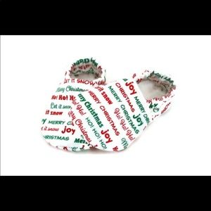 Other - Infant Christmas moccasins